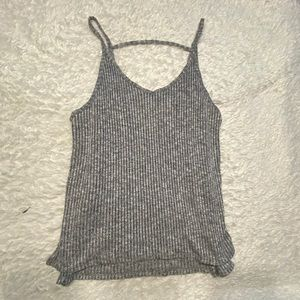 Express One Eleven open back tank top